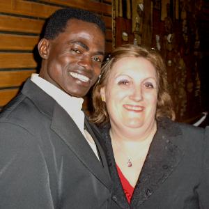Souleymane et Claudine