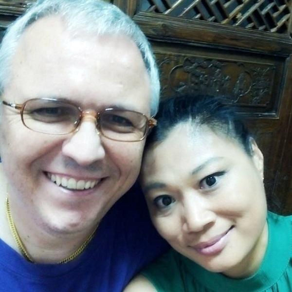 Alain et Tzu-Ching Wendy