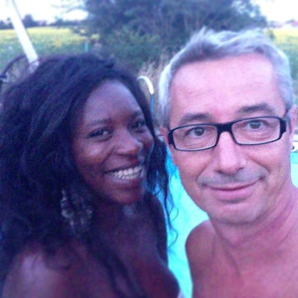 Maeva et Thierry