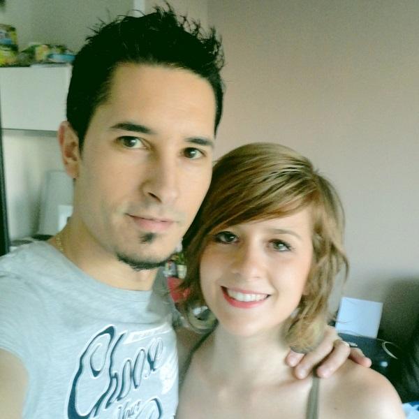 Reda et Mélanie