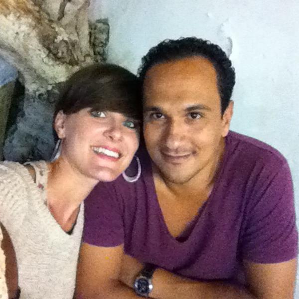 Clotilde et Abdou