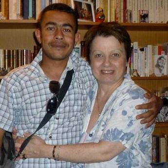Lakhdar et Véronique