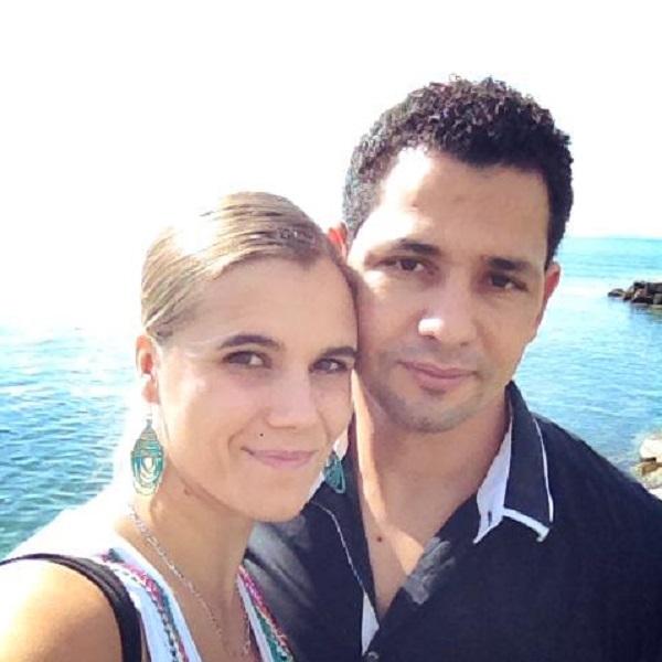 Joanne et Mohamed