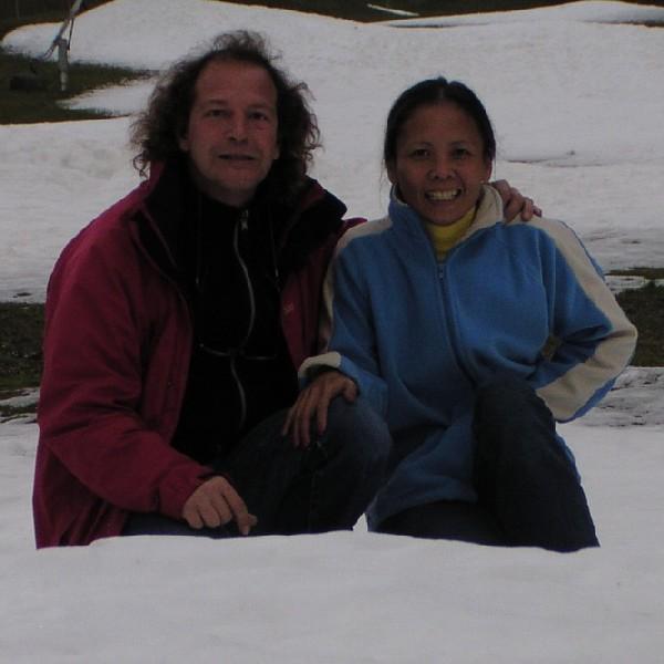 Didier et Paveena
