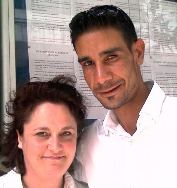 Anne et Khaled