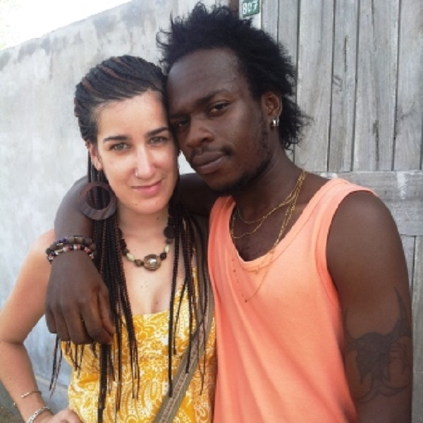 Christelle et Boévi