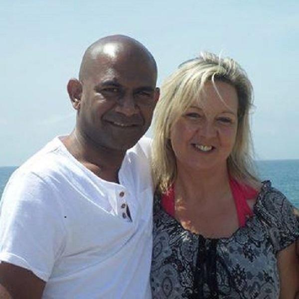 Mounesh et Valérie