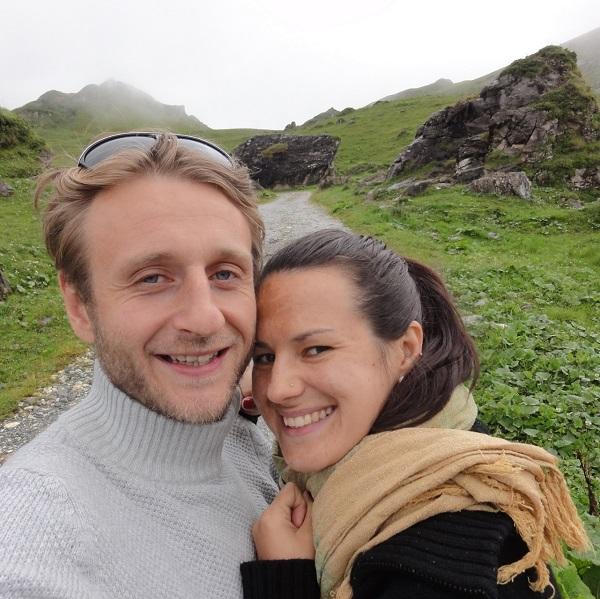 Fabrice et Joanna