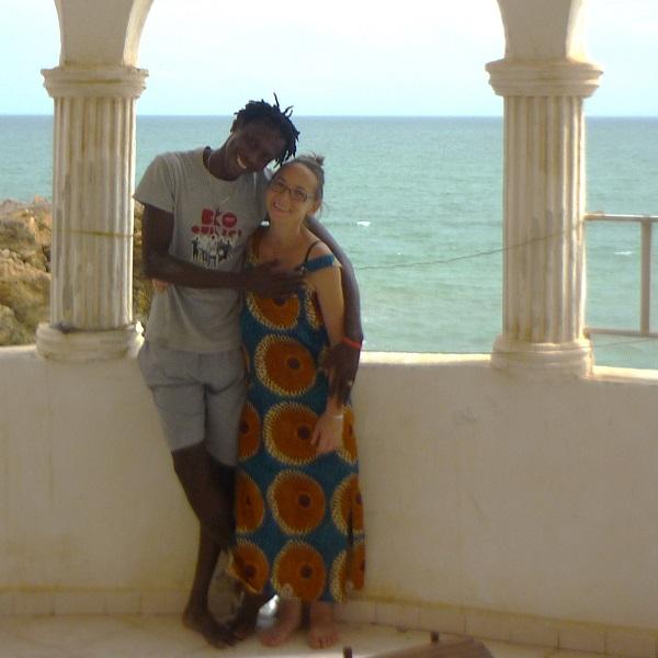 Mohamed et Françoise