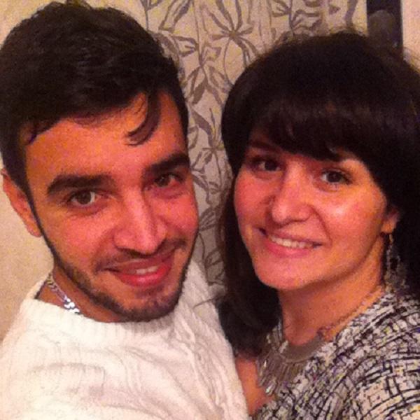 Mohsaïd et Cyrielle