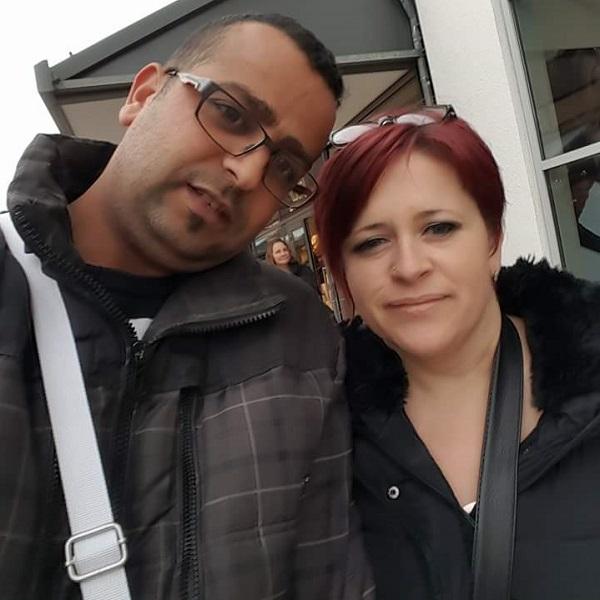 Khairan et Sandra