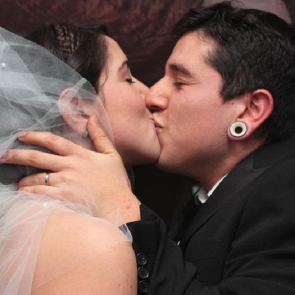 Morgane et Felipe
