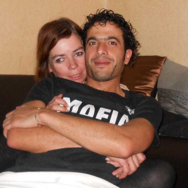 Patricia et Abderrazzak