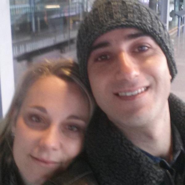 Sandrine et Mahdi