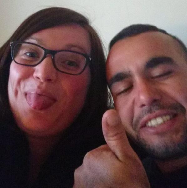 Gaelle et Aziz