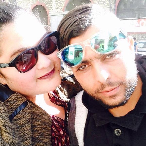 Elodie et Mohamed