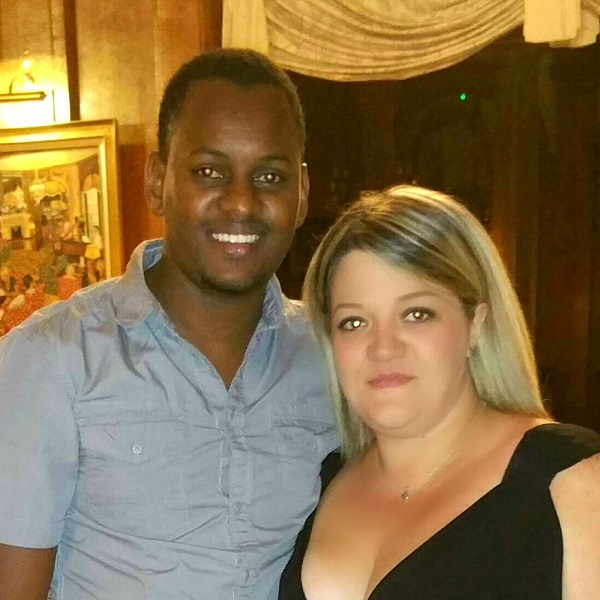 Ibrahima et Céline