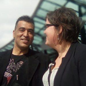 Khaled et Emilie