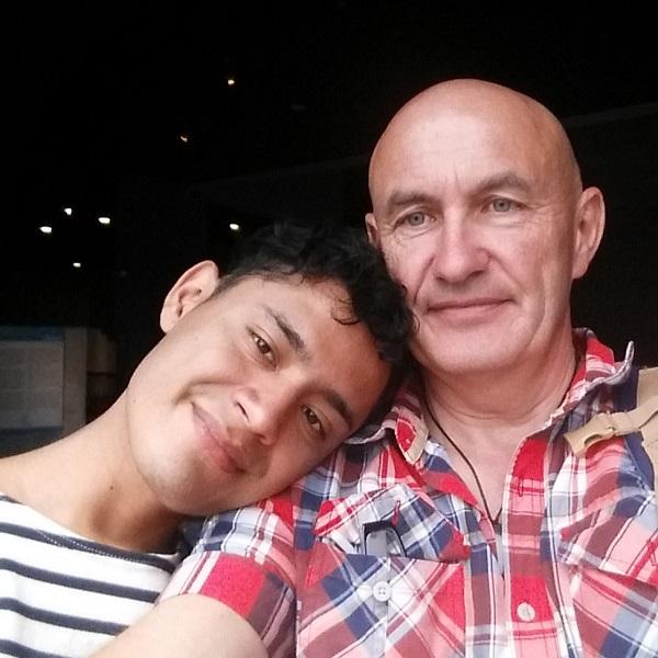 Alejandro et Louis