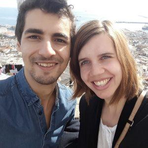 Ayoub et Marie