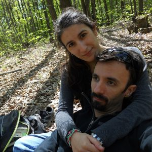 Claire et Mauro