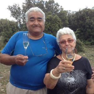Domingo et Claire