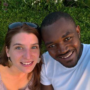 Lucie et Brice